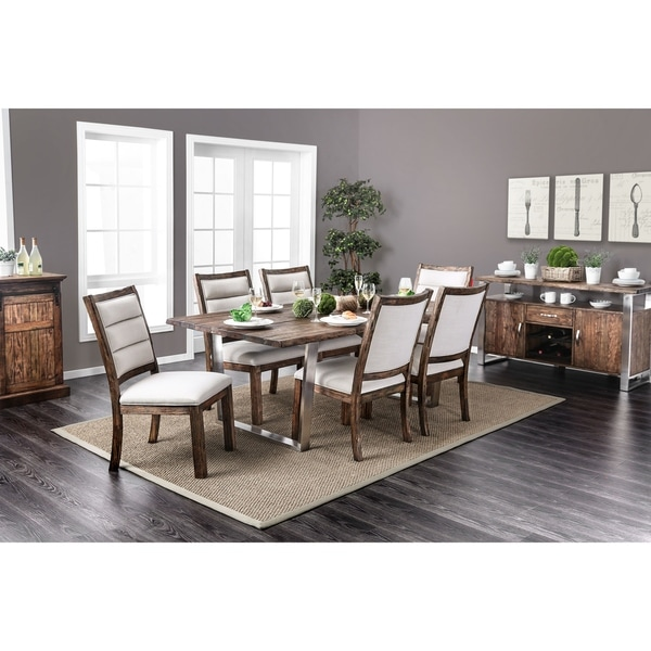 Dining Table Sets On Sale: Shop Carbon Loft Gaffney 7-piece Dining Table Set