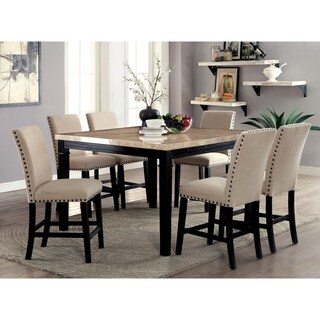Carbon Loft Horrocks 7-piece Counter Height Table Set
