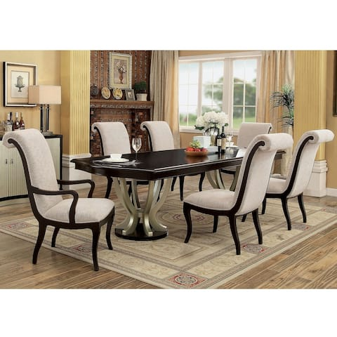 Copper Grove Dobrinishte 7-piece Dining Table Set