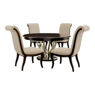 Copper Grove Yablanitsa 5-piece Dining Table Set