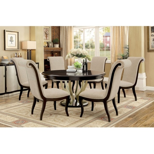 Dining Table Sets On Sale: Shop Copper Grove Yablanitsa 7-piece Dining Table Set