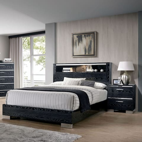 Carbon Loft Champs 2-piece Eastern King Storage Bed Set