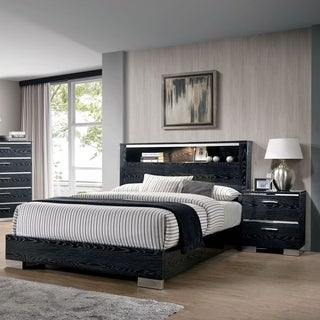 Carbon Loft Champs 2-piece Eastern King Storage Bed Set
