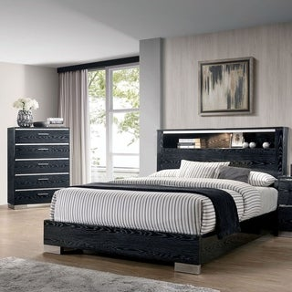 Carbon Loft Champs 2-piece Queen Storage Bed Set