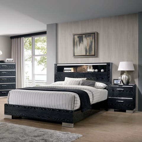 Buy Black Glossy Bedroom Sets Online At Overstock Our