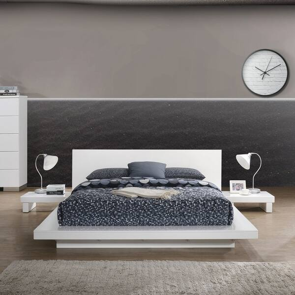 America Roso Contemporary Solid Wood