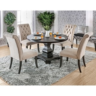 Copper Grove Kaolinovo 5-piece Dining Table Set
