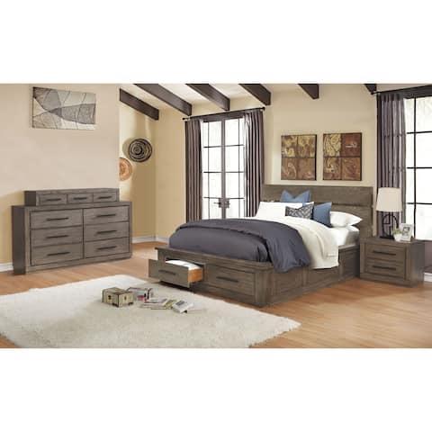 Carbon Loft Lamar 3-piece California King Storage Bed Set