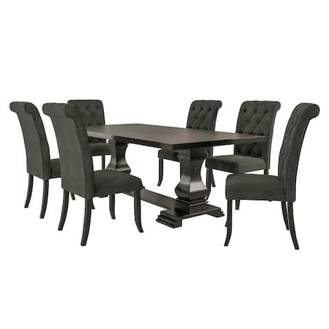 Copper Grove Kaolinovo 7-piece Dining Table Set