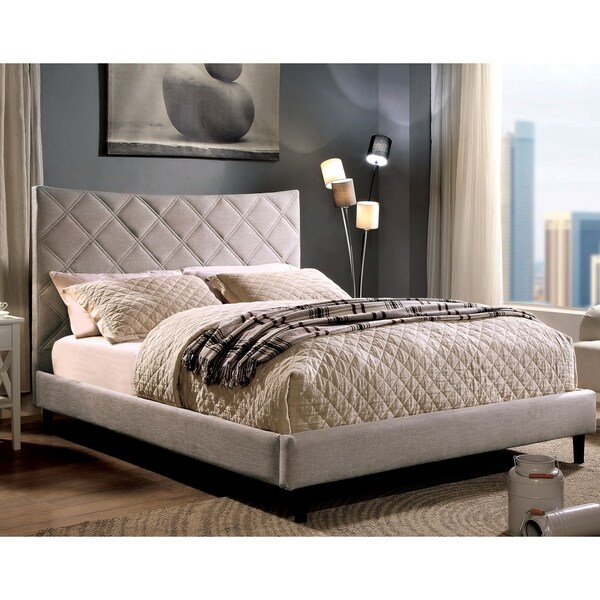 Shop Carbon Loft Saget Contemporary Diamond Tufted