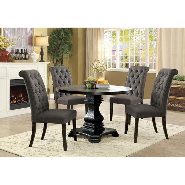 Copper Grove Kaolinovo 5-piece Dining Table Set
