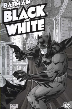 Batman Black and White 1 (Paperback)