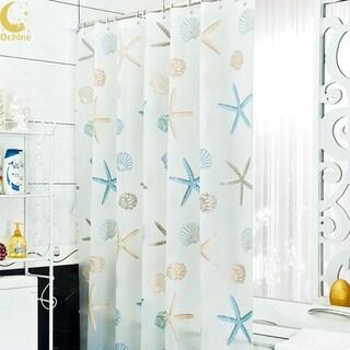 Bathroom Shower Curtains Waterproof 180 Cm X 200 Tu