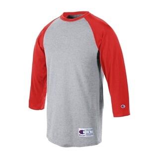 Champion Raglan Baseball T-Shirt
