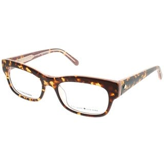 664e4df7de Quick View.  77.49. Kate Spade Rectangle Karena FK2 Women Havana Frame  Eyeglasses