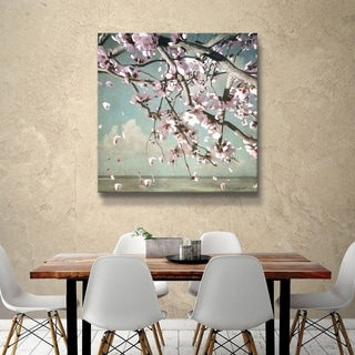 """ArtWall """"Cherry Blossom"""" Gallery Wrapped Canvas"""