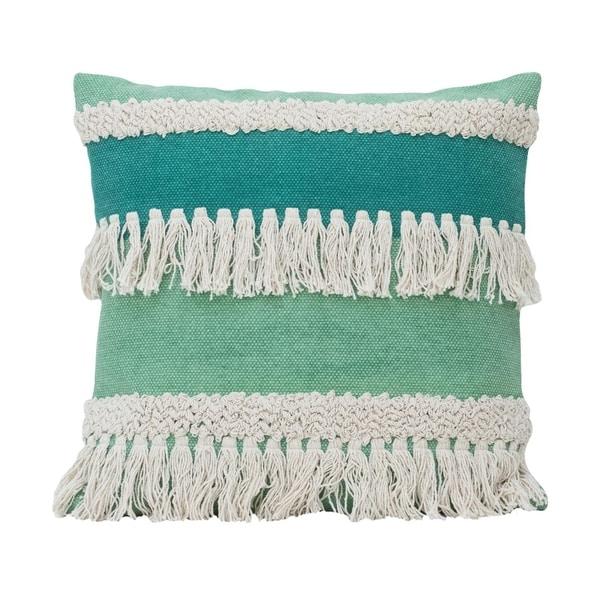 Hand Woven Sybil Pillow