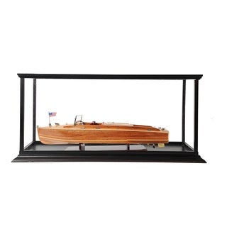 Chris Craft Runabout with Display Case