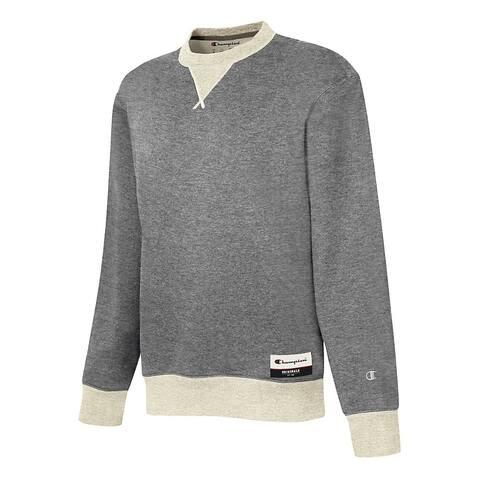 Champion Men's Authentic Originals Men's Sueded Fleece Sweatshirt