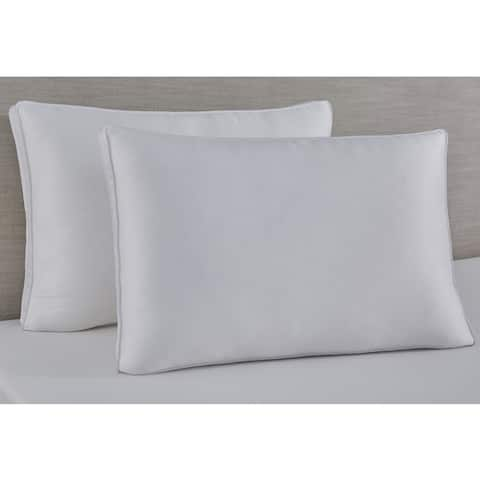 Slumber Solutions Charcoal Memory Fiber Pillow