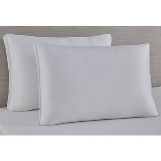 Link to Slumber Solutions Charcoal Memory Fiber Pillow Similar Items in Pillows