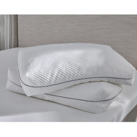 Slumber Solutions Latex Cluster Pillow
