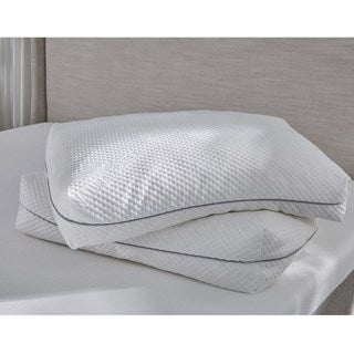 Link to Slumber Solutions Latex Cluster Pillow Similar Items in Pillows