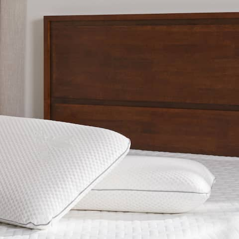 Slumber Solutions Ventilated Natural Talalay Latex Pillow