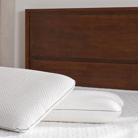 OSleep Ventilated Natural Talalay Latex Pillow