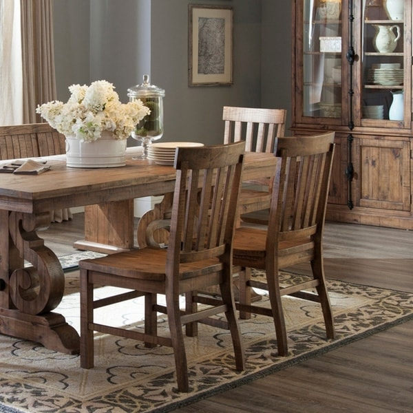 Shop The Gray Barn Combe Magna Dining Side Chair With Wood