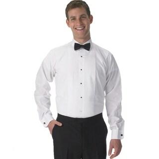 Henry Segal Mens Tuxedo Shirt Size Large 32/33 Sleeve