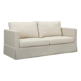 Buy Beige, Slipcovered, Sofa Online at Overstock   Our Best ...