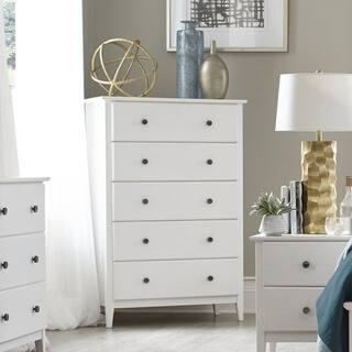 Grain Wood Furniture Greenport 5-drawer Chest