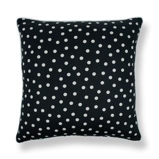 Sherry Kline Clementine Black 20-inch Decorative Throw Pillow