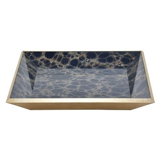 "2"" Glass Tray By Three Hands"