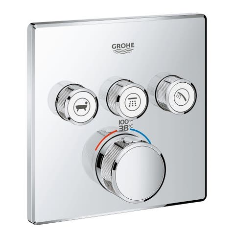 Grohe Grohtherm Thermostatic Trim