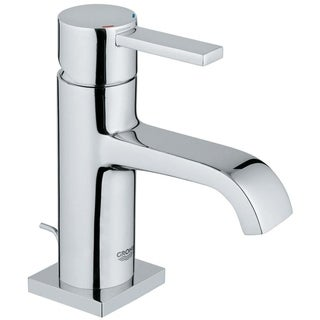 Grohe Allure Single-Handle Bathroom Faucet M-Size StarLight Chrome