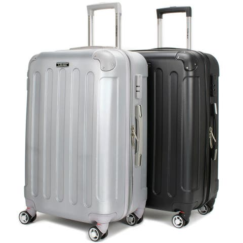 """Miami CarryOn Bariloche 24"""" Expandable Hard Shell Spinner Luggage"""