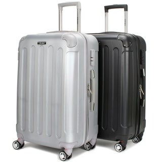 """Link to Miami CarryOn Bariloche 24"""" Expandable Hard Shell Spinner Luggage Similar Items in Carry On Luggage"""