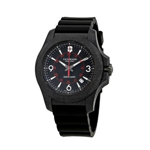 Victorinox Inox Black Dial Composite Men's Watch 241777