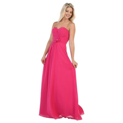 Simple Sweetheart Pageant Dress & Plus size