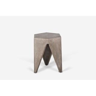 Modrest Hugo Modern Concrete Stool