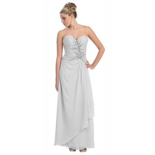 be6fabe3afe Silver Dresses
