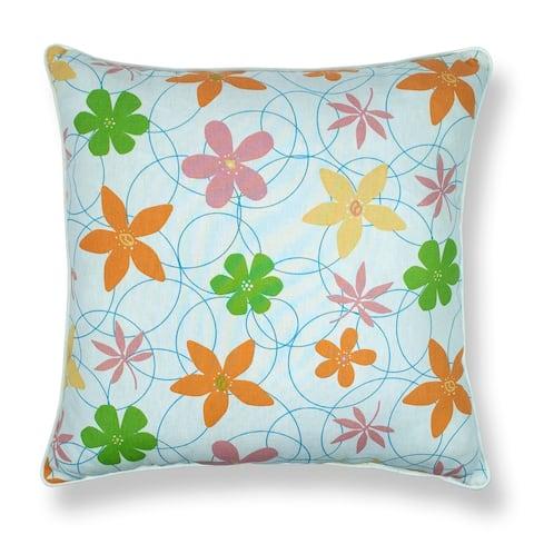 Sherry Kline Mayflower 20-inch Decorative Throw Pillow