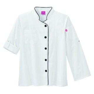 5 Star Ladies LS Executive Chef Coat