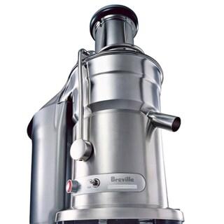 Breville 800JEXL Die Cast Juice Fountain Elite Juice Extractor