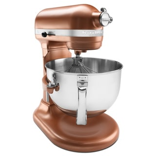 KitchenAid KP26M1XCE Copper Pearl Professional 600 Stand Mixer with $50 Rebate