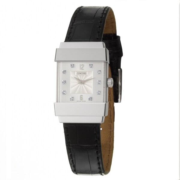 Concord Crystale Women's 18k Diamond Watch
