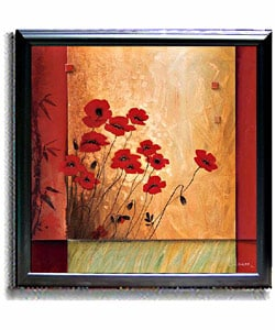 Don Li-Leger Into the Light Framed Canvas Art