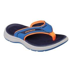 Boys' Skechers Sun Spurt Beach Season Thong Sandal Blue/Navy (More options available)